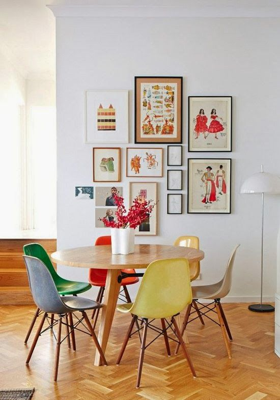 Fresh Ideas for Decorating Blank Walls - Household Decoration