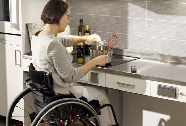 5 Ways to Make a Beautiful Wheelchair Friendly Home