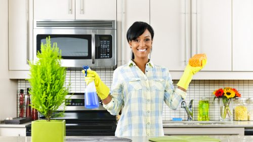 Get a Jump Start on Spring Cleaning