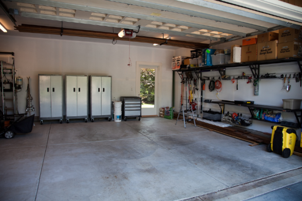 Immaculate Garage, Four Organization Tactics for Your Garage