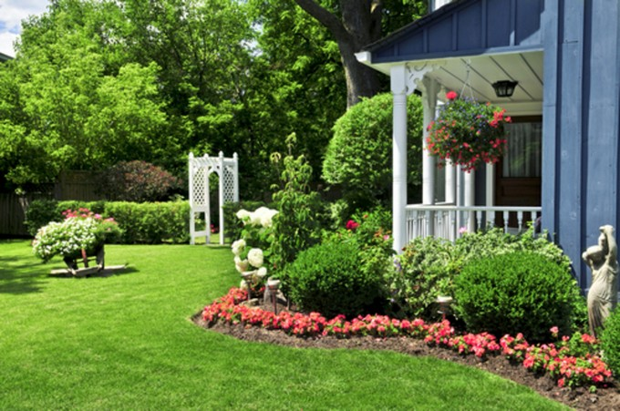 ... for Having a Gorgeous Yard With Little Effort | Household Decoration