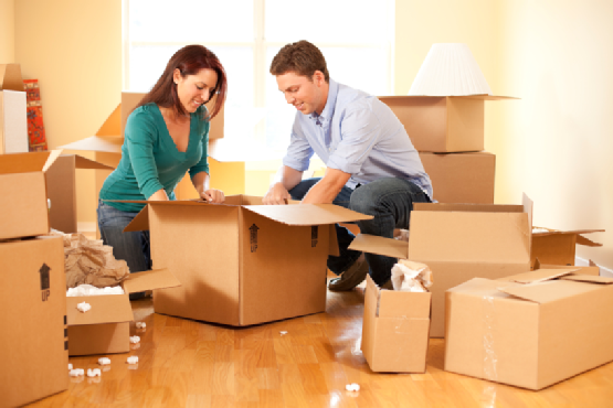 Moving Into Your New Home