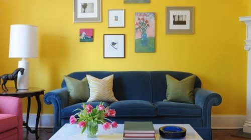 Five Ways to Revitalize Your Living Room