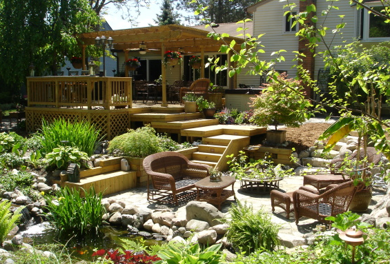 Backyard Makeover Ideas for Designing Your Perfect Paradise