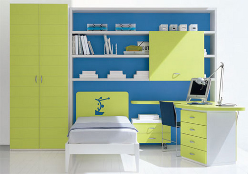 Ideas For Low Cost Kids Rooms Interior Design