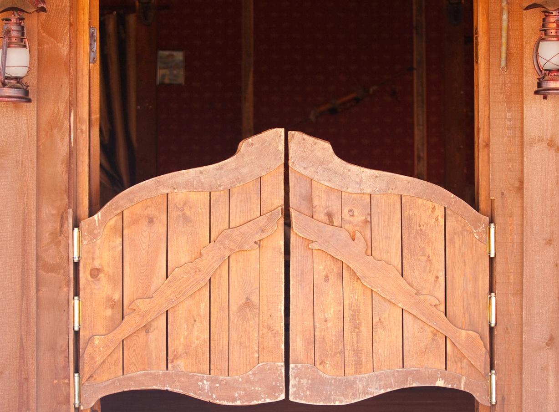 Маятниковые двери: характеристики и применение 606