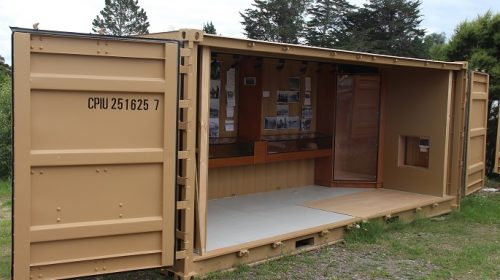 Shipping Container – A smart way to upgrade your backyard