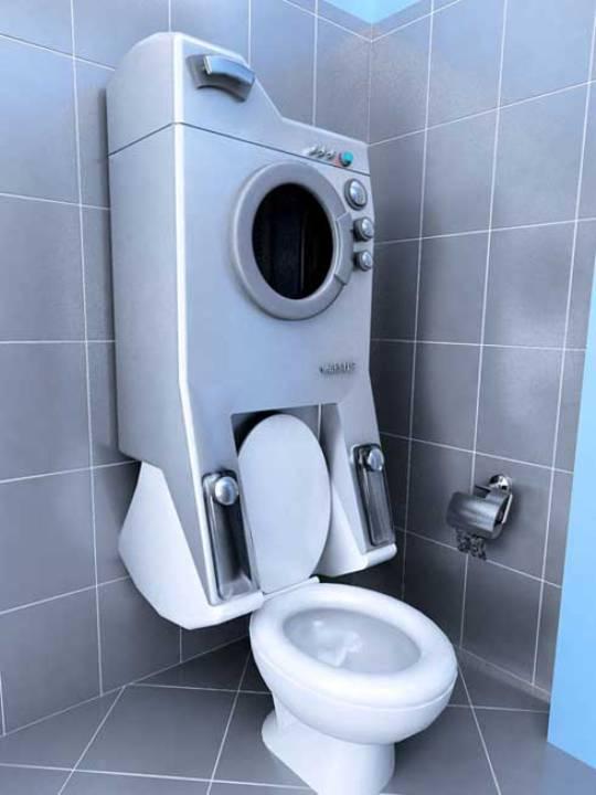 Image- toilet-wash-machine