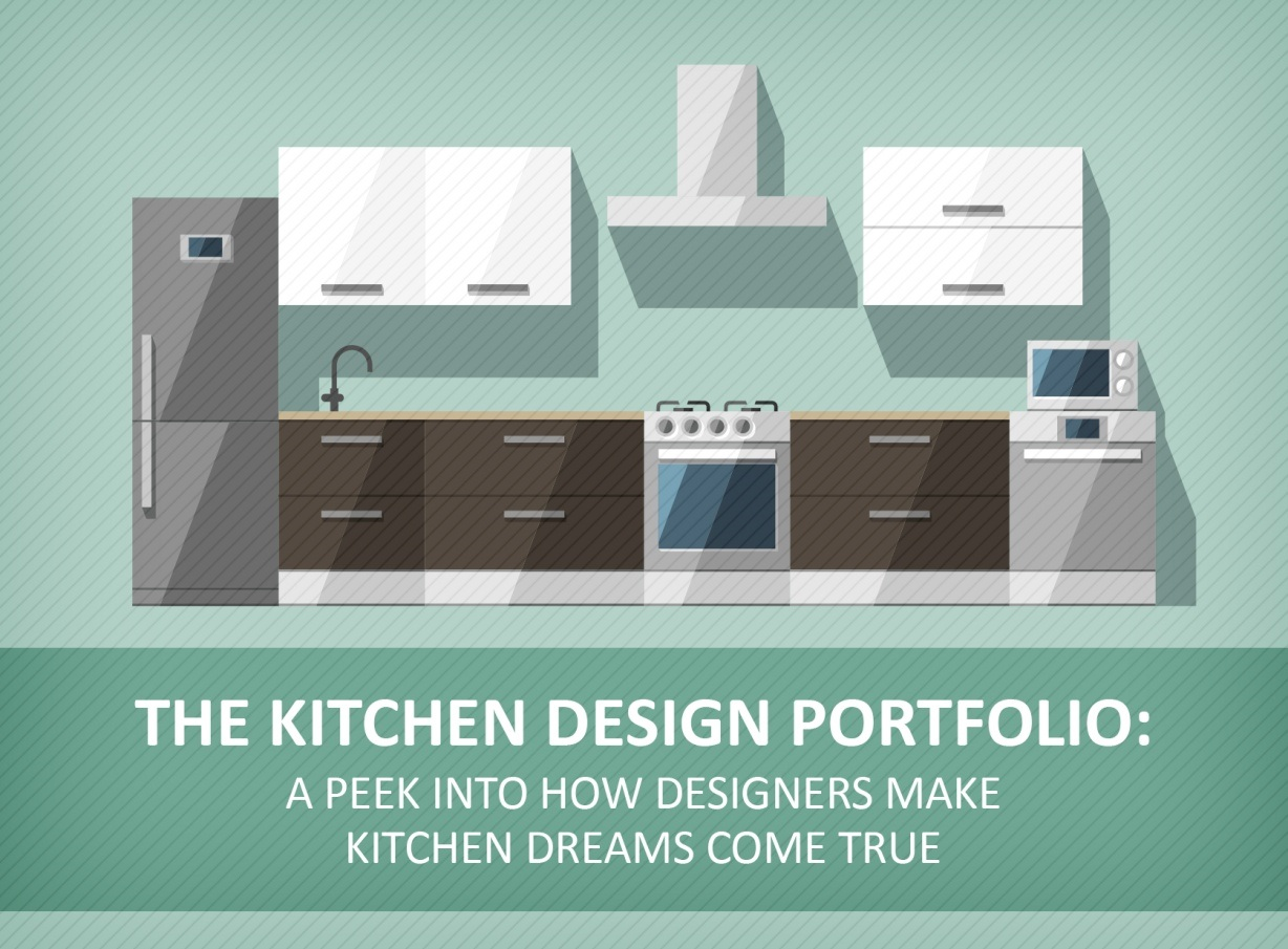 Kitchen Design Portfolio Delectable The Kitchen Design Portfolio How Designers Make Kitchen Dreams . Review