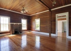Decorative Wood Paneling – Give your home a modern look