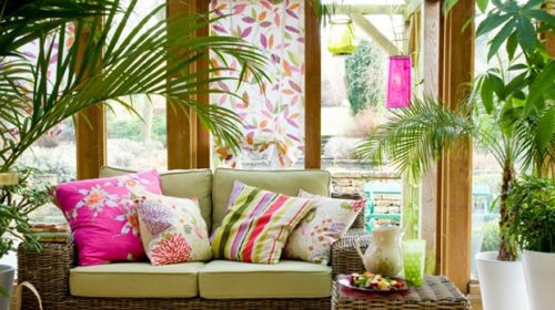 Tips for a Cosy Conservatory This Winter
