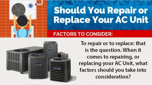Should You Repair or Replace Your AC Unit
