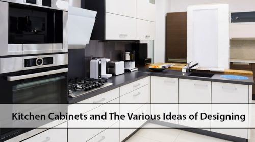 Kitchen Cabinets and The Various Ideas of Designing