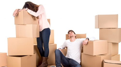 Moving House – 8 tips for people moving out of home for the first time