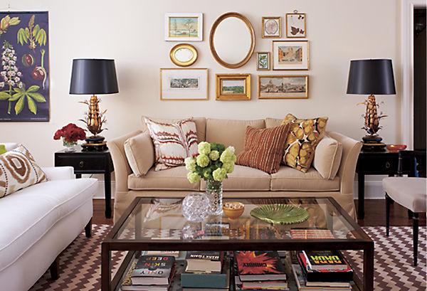 Splurge Or Save Which Items Are Worth The Investment Image Of Fl Coffee Table Decor