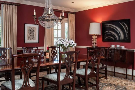 How to Enhance The Decor of Your Dining Space?