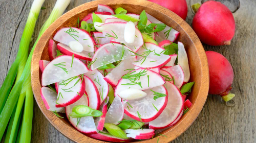 How to Store Radishes Long Term